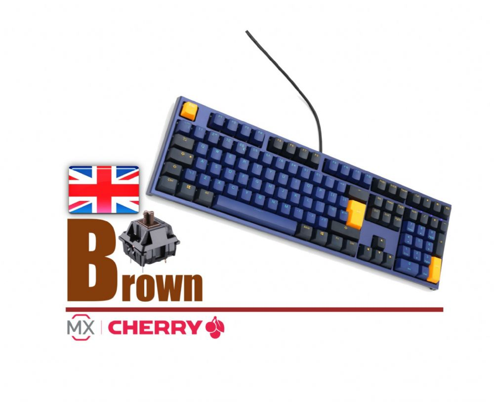 Ducky Channel One2 Horizon DKON1808-BUKPDZBBH